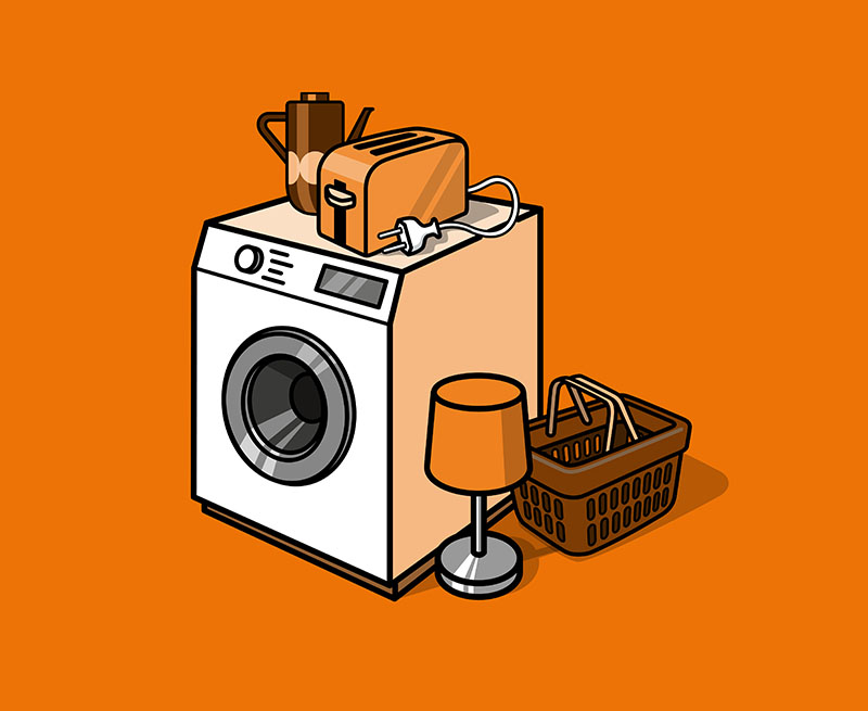 Waschmachine